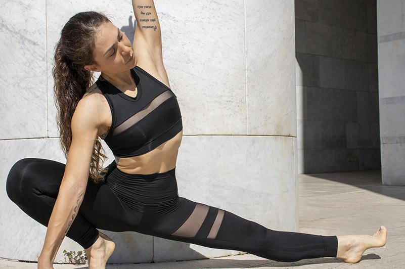 Completo Yoga Clio & Aura Aria