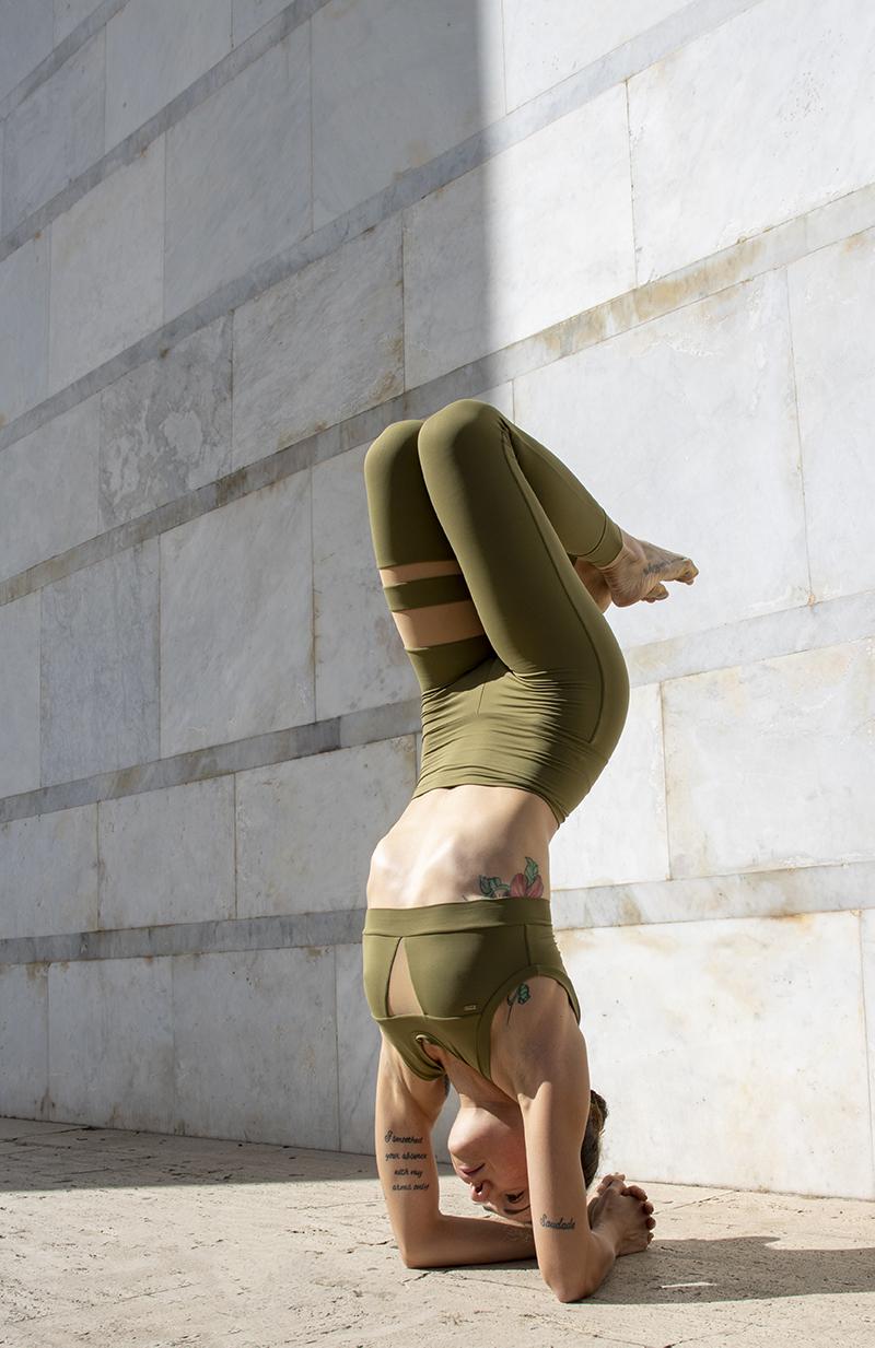 Completo Yoga Febe & Aura Terra