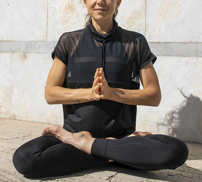 Maglia Yoga Artemide Aria
