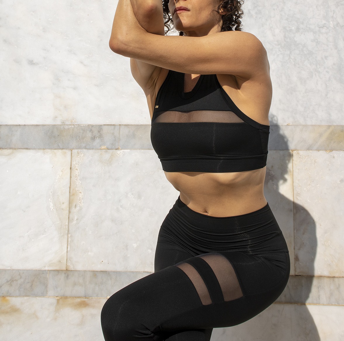Outfit Yoga Aria