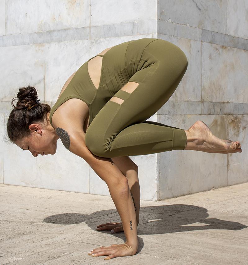 Tuta Yoga Atena Terra