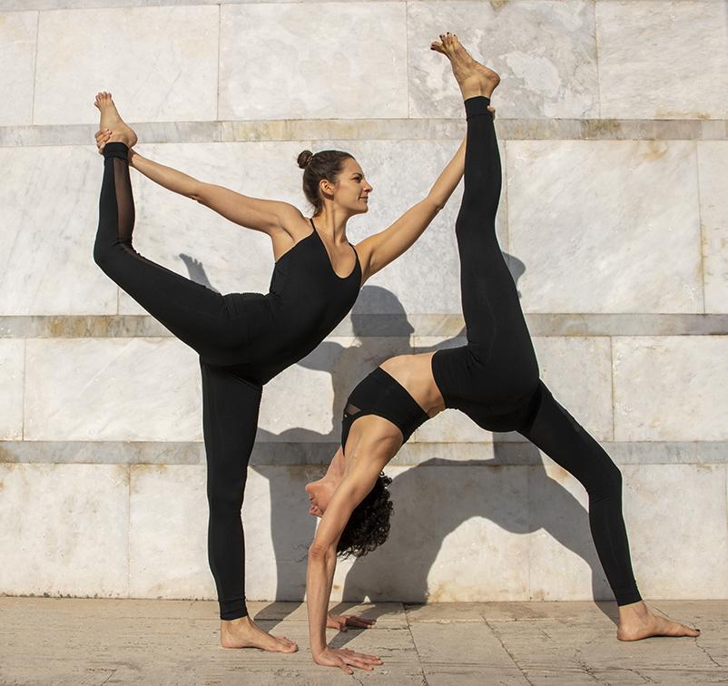 Tuta Yoga & Completo Yoga