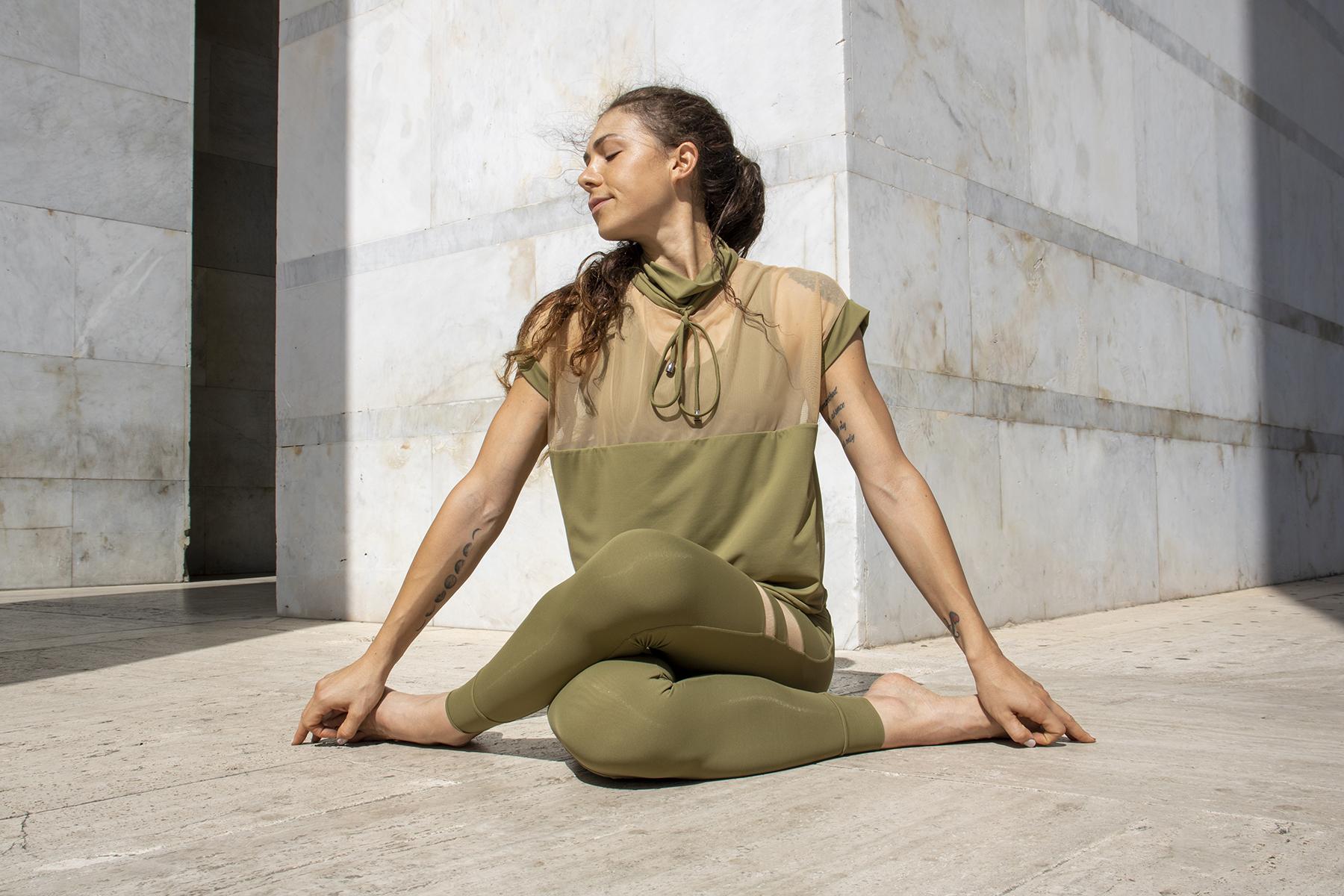 Tutina Yoga Atena Terra
