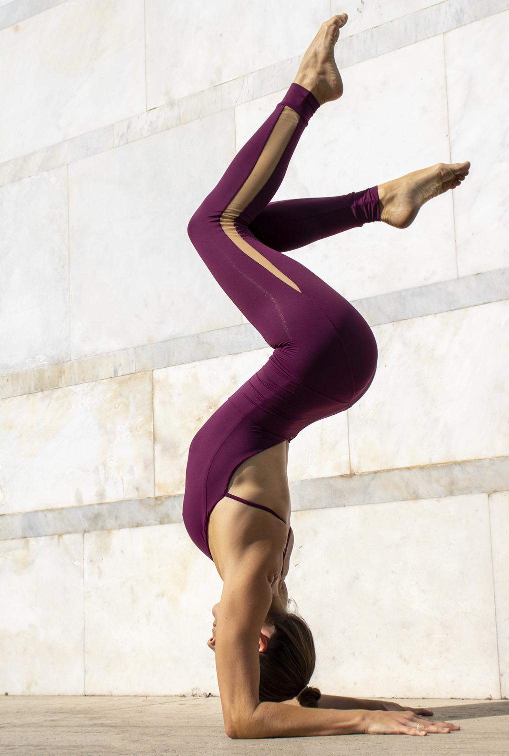 Tutina Yoga Cassandra Malva